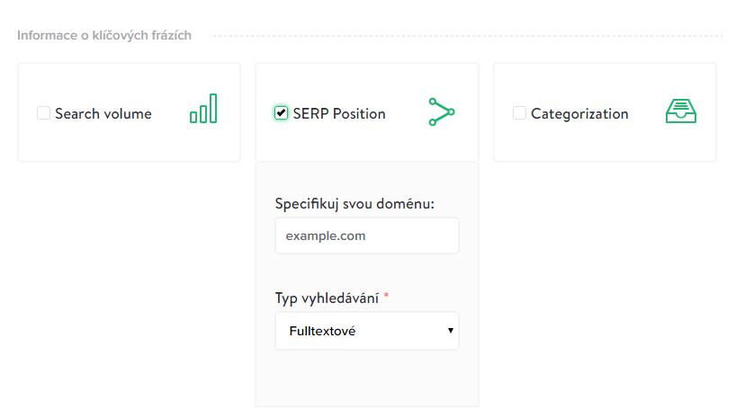 SERP Position Miner